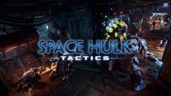 découverte space hulk tactics