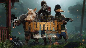 mutant year zero road to eden intro