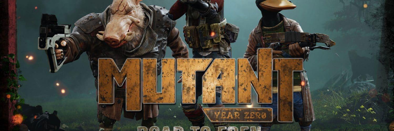 Mutant Year zero Road to Eden test