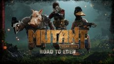 Mutant Year zero Road to Eden test