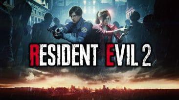 resident evil 2 remake test