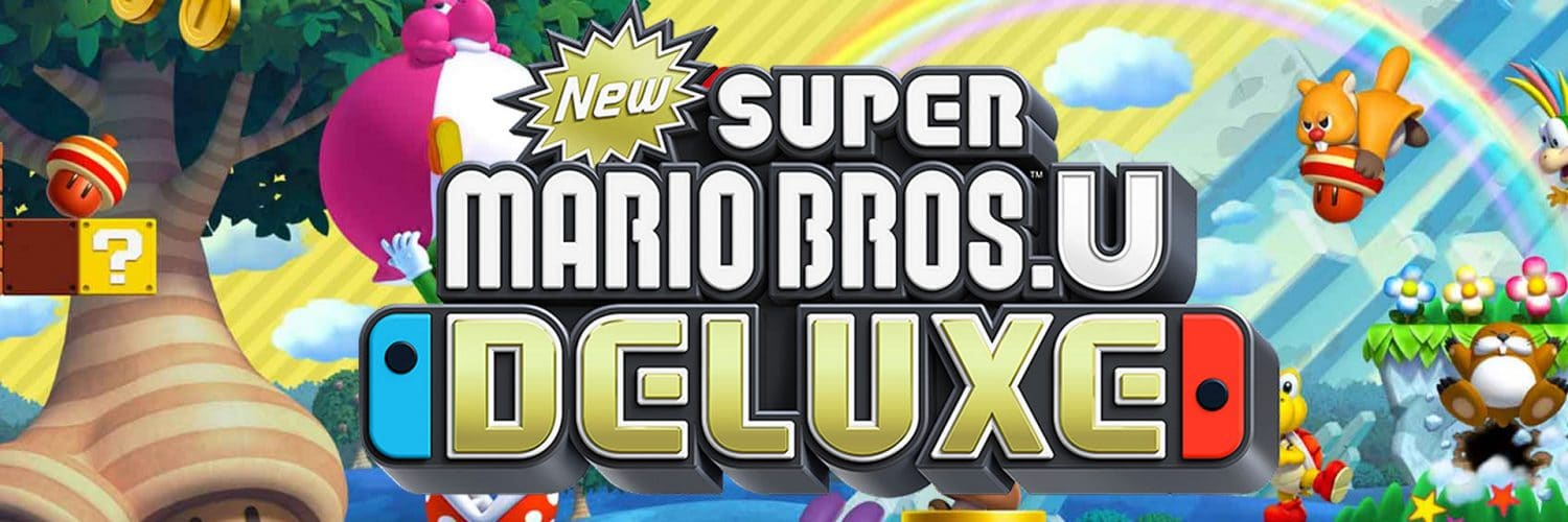 test new super mario bros deluxe switch