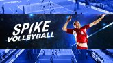 test spike volleyball