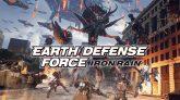 earth defense force iron rain test