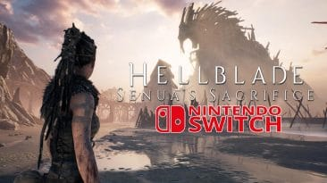 hellblade senuas sacrifice switch intro