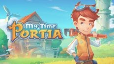 my time at portia intro
