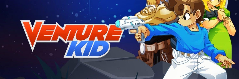 venture kid intro