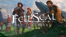 fell seal arbiters mark test