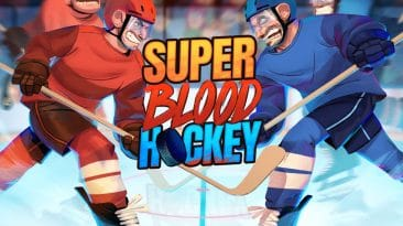 test super blood hockey nintendo switch