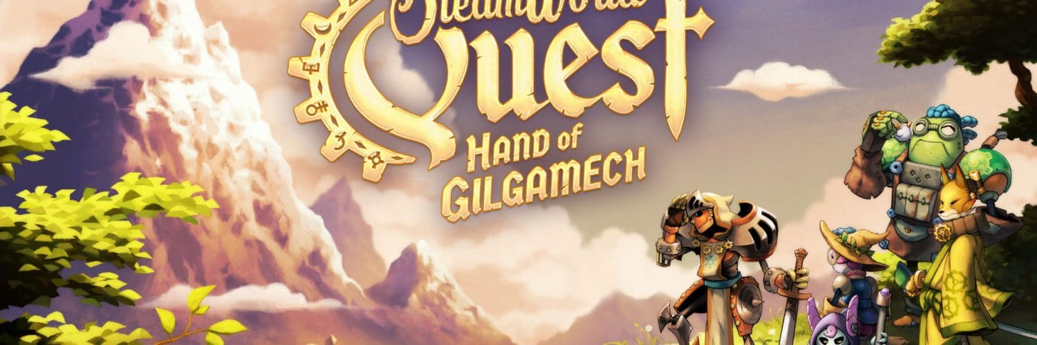 Test SteamWorld Quest: Hand of Gilgamech