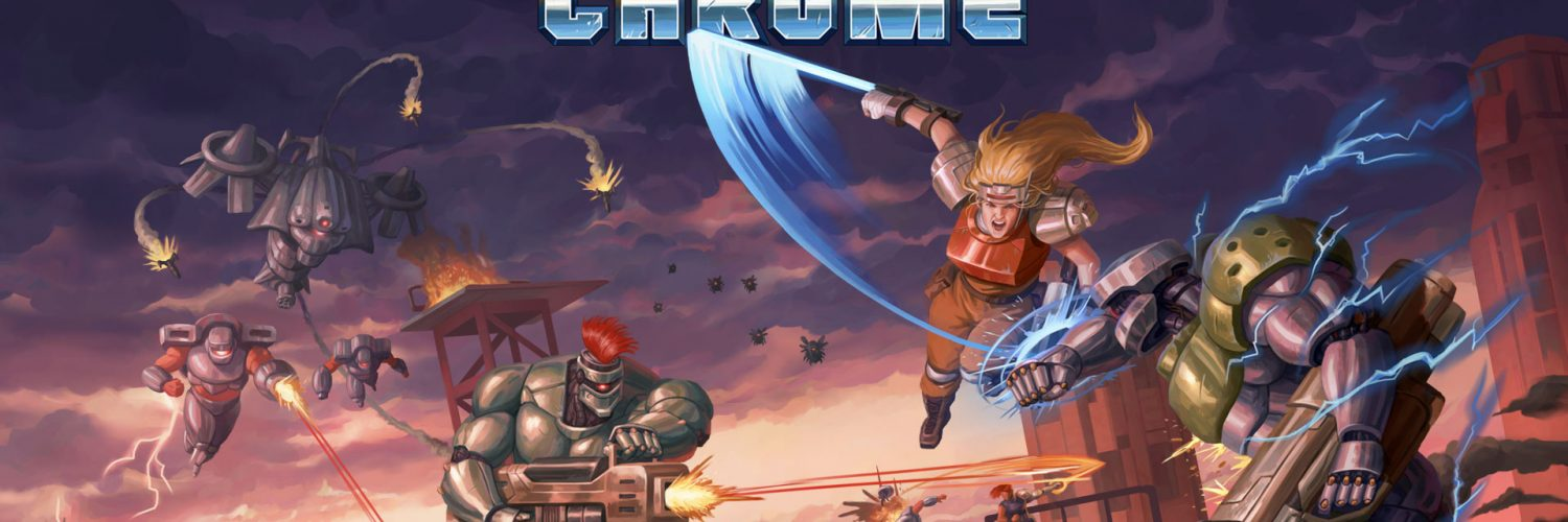 Test Blazing Chrome - Switch