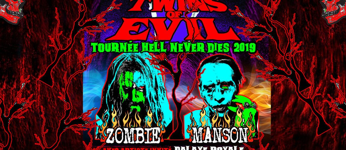 Twins of Evil - Marilyn Manson et Rob Zombie