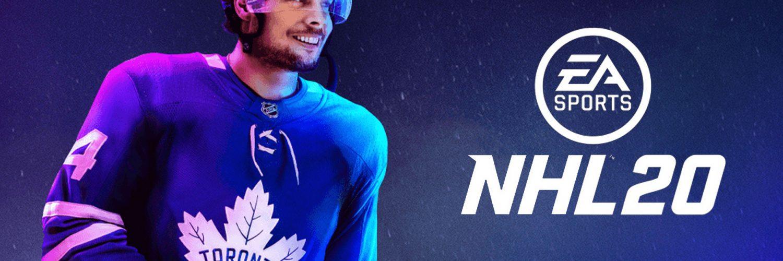 Test NHL 20 - PS4
