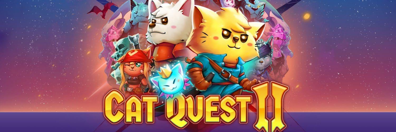 Test Cat Quest II - PS4