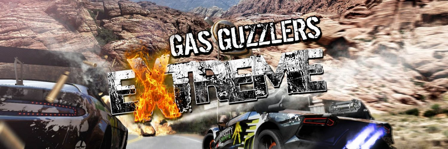 Test Gas Guzzlers Extreme - PS4