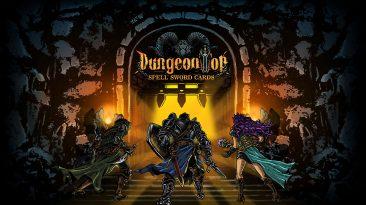 Présentation Spell Sword Cards: Dungeon Top (PC)
