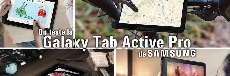 Galaxy Tab Active Pro