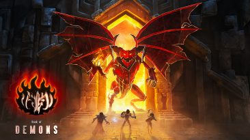 Test Book of Demons (PS4)