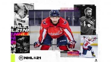 Test NHL 21 - PS4, Xbox One