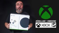 Unboxing Microsoft Series S