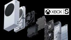 Test Xbox Series S de Microsoft