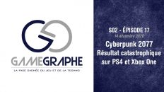 Cover Game Graphe S02 - E17 - Cyberpunk 2077
