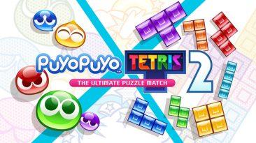 Test Puyo Puyo Tetris 2 - PS5