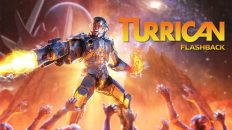Test Turrican Flashback PS4
