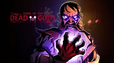 Test Curse of the Dead Gods (PS4)